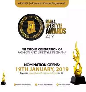 Ghana Lifestyle Awards 2019 Open Nominations