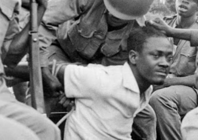 The arrest and brutal murder of Patrice Lumumba