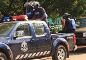 Minister Reviews Yendi Curfew