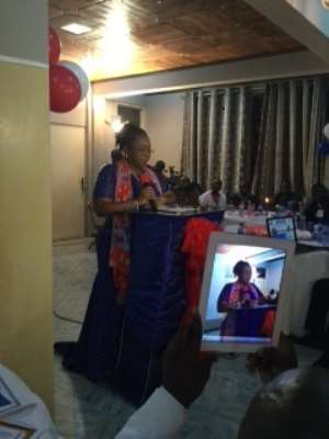 Acceptance Speech by Irene Ponu-Brenyah on the Occasion of PAP's Fundraising Dinner (26/11/16)