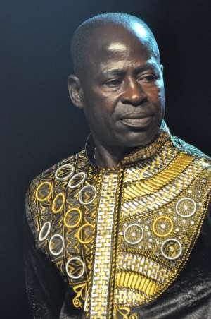 Amakye Dede Takes 45 Years Of Successful Music Career To London