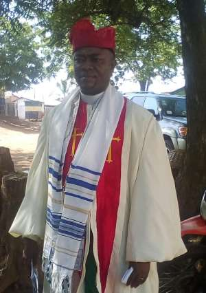 Miracles Are Not For Sale—Rev. Dr. Mensah