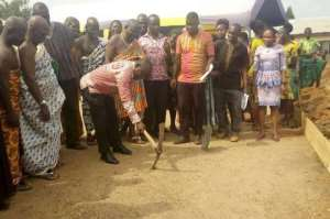 6-Classroom Block For Asafo AME Zion Basic School