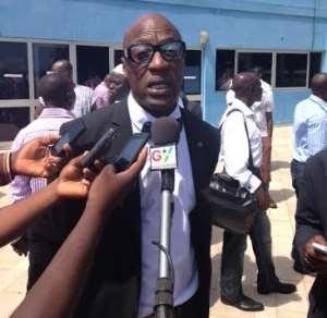 Lawyer Kojo Graham