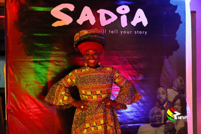 Sadia Mama Zimbi