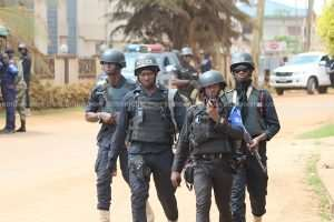 Koforidua: Robber Gunned Down By Police