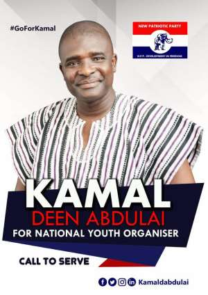 Kamal-Deen Abdulai Wishes Delegates Well And Calls For Party Unity