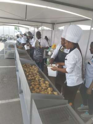 Ghana's First Barbecue Festival Opens At West Hills Mall