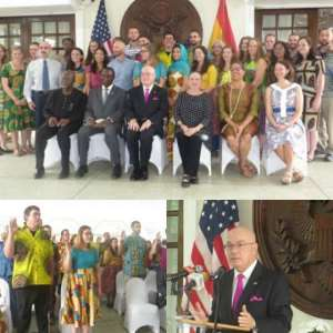 26 Peace Corps Volunteers To Boost Agric Sector