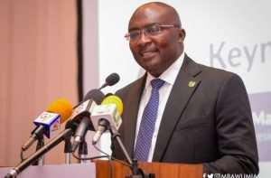 $12.5m Drone Deal Wont be Funded By 2018 Budget– Bawumia Slams Critics