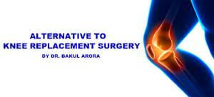Unique Alternative To Knee Replacement Surgery