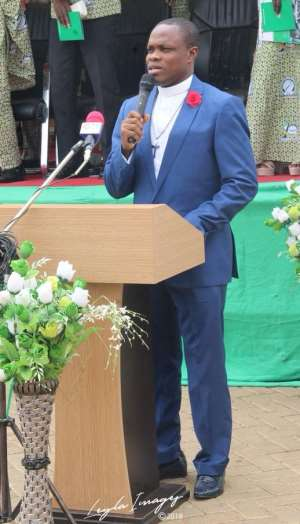 Rev Chris Baah Nartey Launches Another Set Of Books