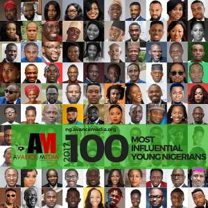 Nominees for 2017 100 Most Influential Young Nigerians Ranking Announced