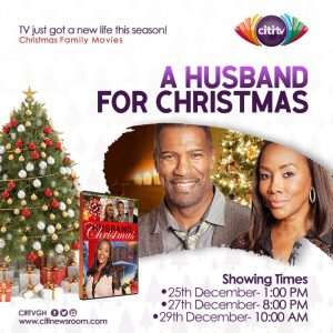 Watch 'A husband For Christmas' Shows On Citi TV