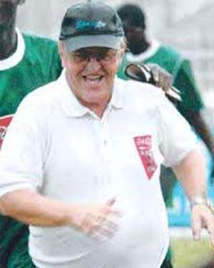 Ex-Kotoko Coach Hans Dieter Schmidt Is Excited Clubs Will Lose Points For Preventing Television Coverage