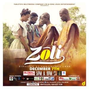 Zoli, A Movie On African Cultural Heritage Premieres On 7th December