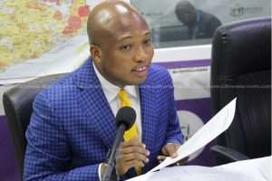 NAM1 Arrest: Tell Us What Really Transpired in Dubai – Ablakwa