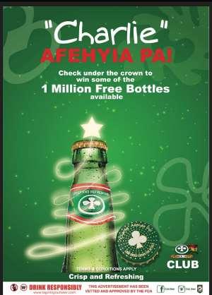 CLUB wishes Ghana Afehyia Pa!