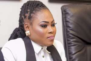 Photos: Joyce Blessing Responding To Treatment After Ghastly Christmas Day Accident