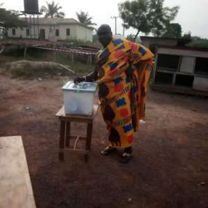 Chiefs At Proposed Ahafo Region Says Creation Of The Region Will Bring Development