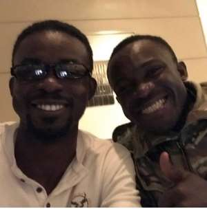 NAM1's brother Kingsley Asiedu, a soldier  in the British Army threatens to sue customers of Menzgold