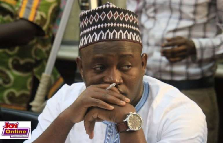Tamale North Member of Parliament (MP), Alhassan Suhuyini