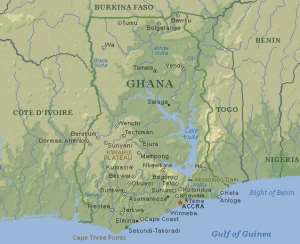 New Name For Ghana - Gama
