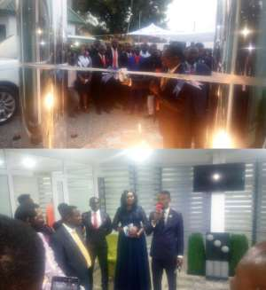 New Life Homeopathic Clinic Open Headquarters in Accra