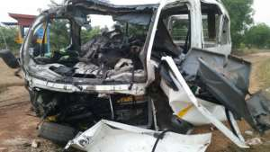 3 Dead In Sogakope-Adidome Accident