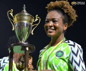 Dangote Blows N50 Million OnSuper Falcons AfterAWCON2018 Win