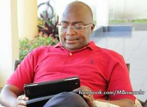 Minority Accuses Bawumia Of Fraud