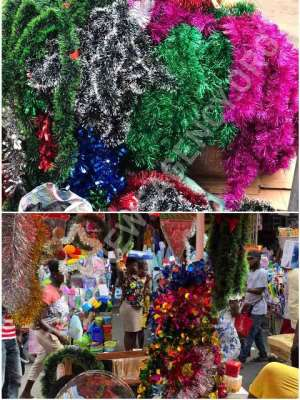 Accra Traders Pray For 'Bumper' Christmas