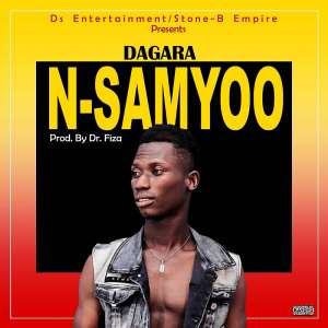 Dagara the Young Bull drops another danceable banger dubbed 'N-Samyoo
