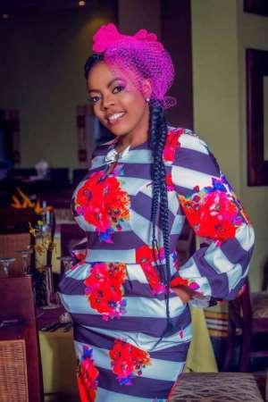 "I like girls who ask men for money – Nana Aba Anamoah in Amerado's ""Menpe"" challenge (Video)"