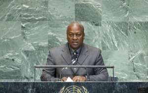 Mahama Tells African Leaders Open Up Borders For Trade