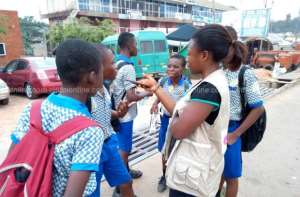 Students Frustrated Over Closure Of Schools For Asantehemaa Funeral