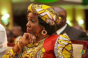 Mrs. Nana Konadu Agyeman Rawlings