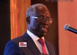 Osafo Maafo Assures Corrupt Persons Of Past Gov't Will Suffer For Their Deeds