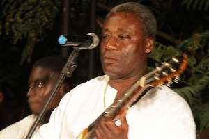 Police Detains High Life Legend George Darko Over Chieftaincy Dispute