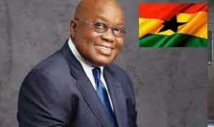 His Excellency Nana Addo Dankwa Akufo-Addo