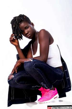 I Can't Replace Ebony--Dhat Gyal