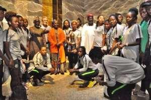 Dangote Reward Super Falcons with 50 Million Naira For Winning AWCON