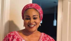 Actress, Bukky Wright Rumoured to Attend Winners Chapel, Houston