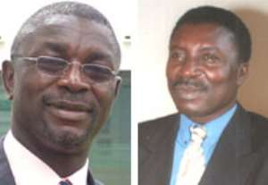 FRIMPONG-BOATENG COUNTS ON RAWLINGS PV OBENG, MARY GRANT… As Unique Trust boss endorses him