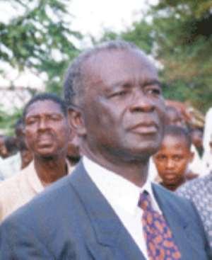 Akwasi Agyemang Gunning For KMA Post