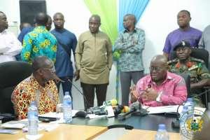 'Nothing Wrong With Akufo-Addo Praising JOSPONG'