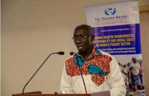Thomas Insaidoo, a Deputy Director at MoFAD