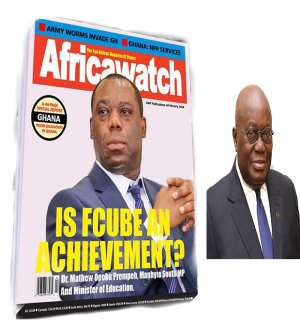 Africawatch Diabolics On Ghana's Education Sector Uncovered