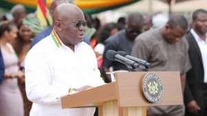 Help Me Change Ghana - Nana Addo Courts Support Of Ghanaians