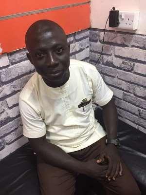 constituency youth organizer Mr Kofi Asare Boutu